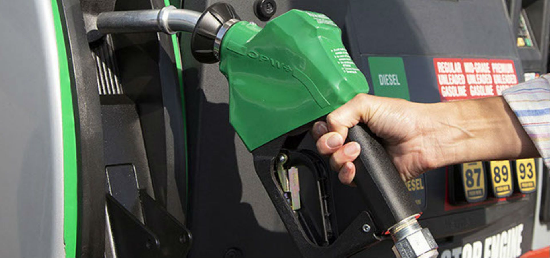 Dealing with Fugitive Fuel Drops: Drain Them, Don't Retain Them
