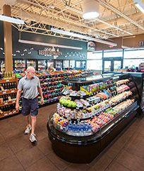 Energy Efficient Store